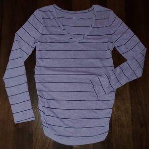 Long Sleeve Maternity Top